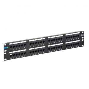 Patch Panel, 48 Ports