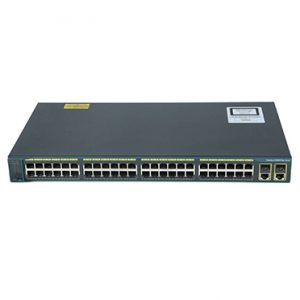 Cisco Catalyst 2960+48PST-S